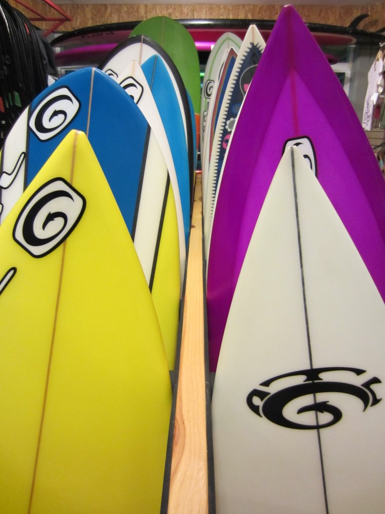 ATL Surfboards Finds a New Home in Bahia de Banderas, Nayarit (1/3)